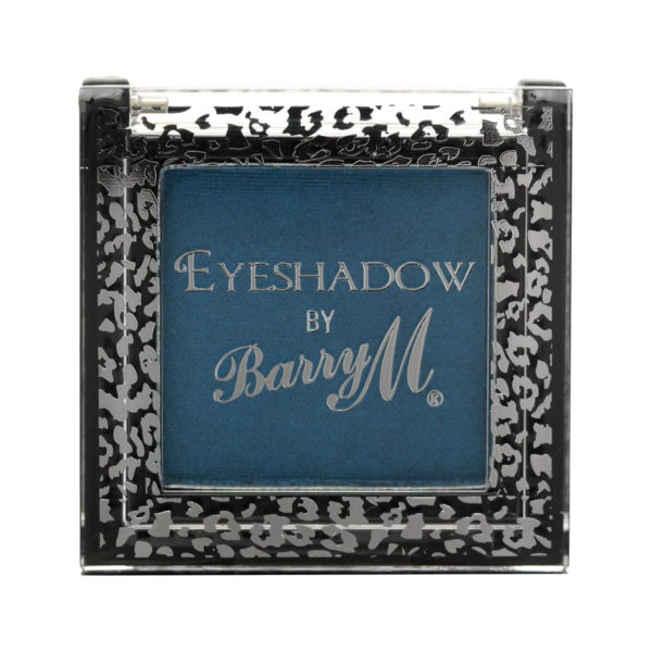 Barry M Cosmetics Single Pressed Eyeshadow - Blue (no. 8)