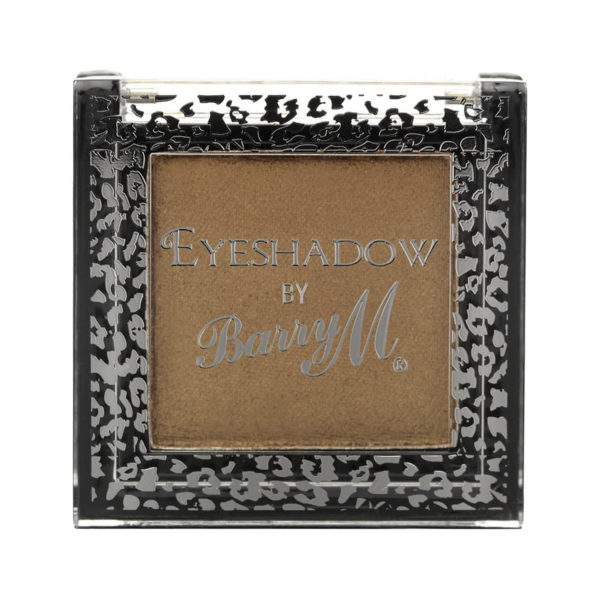 Barry M Cosmetics Single Pressed Eyeshadow - Dark Gold (no. 9)