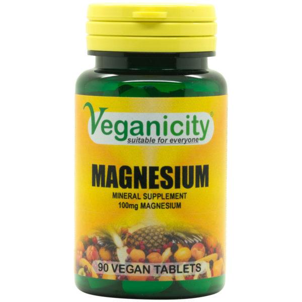 Veganicity Magnesium