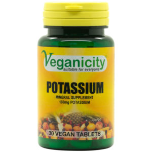 Veganicity Potassium