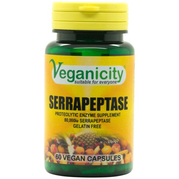 Veganicity Serrapeptase