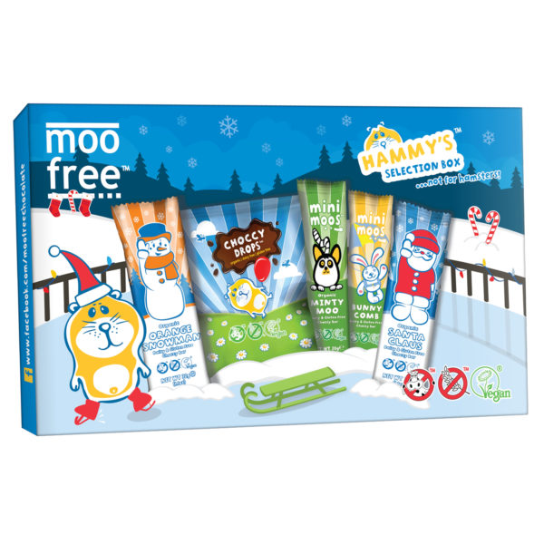 Moo Free Chocolate Selection Box