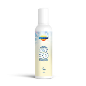 Yaoh Organic Hemp Seed Oil Sun Block - SPF30