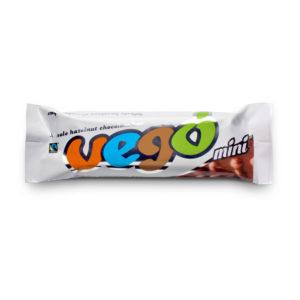 Vego Mini Whole Hazelnut Chocolate Bar