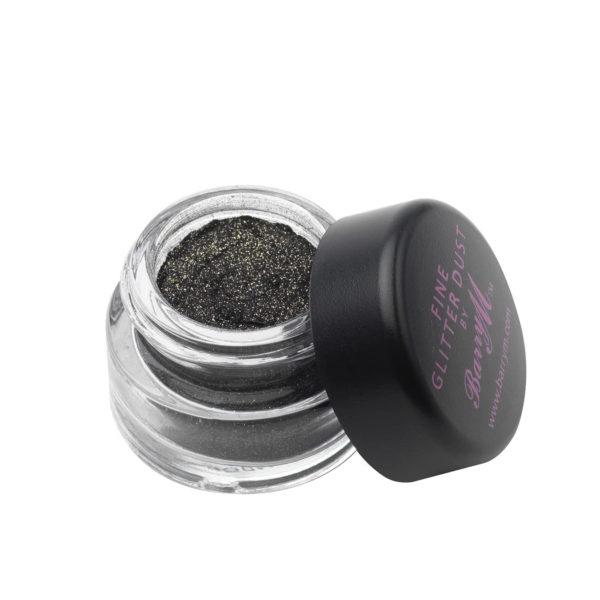 Barry M Cosmetics Fine Glitter Dust - Black Gold (no. 22)