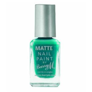 Barry M Cosmetics Classic Matte Nail Paint - Cancun (no. 10)