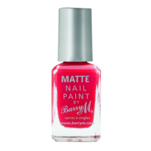 Barry M Cosmetics Classic Matte Nail Paint - Copacabana (no. 11)