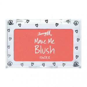 Barry M Cosmetics Make Me Blush Powder Blusher - Knickerbocker Glory (no. 1)