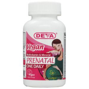 Deva Vegan Prenatal Multivitamin & Mineral