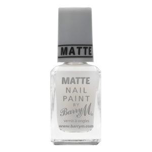 Barry M Cosmetics Classic Matte Nail Paint - Topcoat