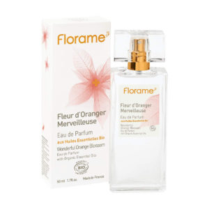 Florame Natural Vegan Perfume - Wonderful Orange Blossom