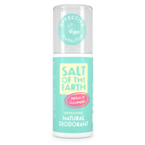 Salt of the Earth Pure Aura Natural Deodorant Spray - Melon & Cucumber