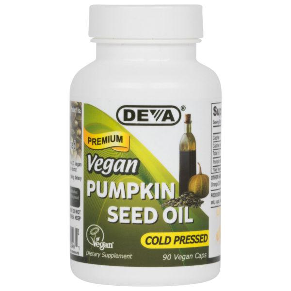 Deva Vegan Pumpkin Seed Oil