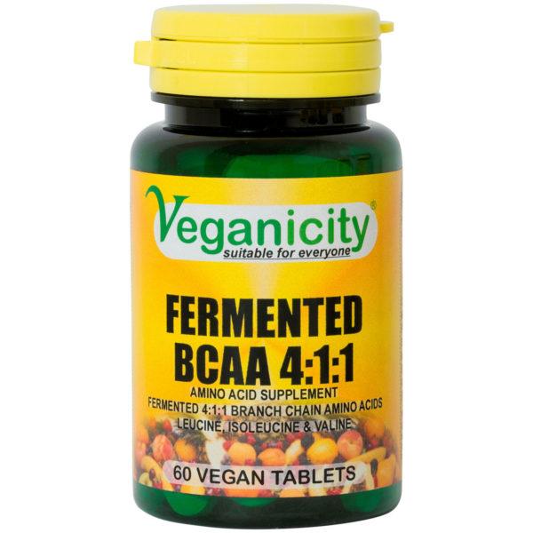 Veganicity Fermented BCAA 4-1-1