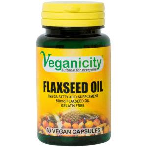 Veganicity Flaxseed Oil