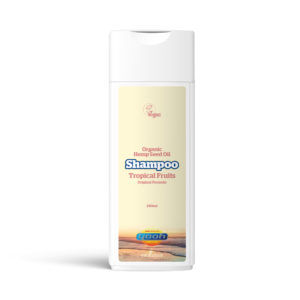 Yaoh Organic Hemp Seed Oil Shampoo - Tropical Fruits