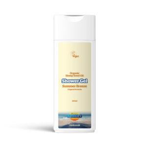 Yaoh Organic Hemp Seed Oil Shower Gel - Summer Breeze