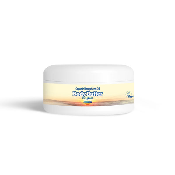 Yaoh Organic Hemp Seed Oil Body Butter - Original