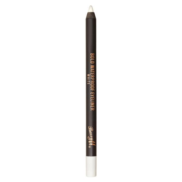 Barry M Cosmetics Bold Waterproof Eyeliner - White (no. 8)