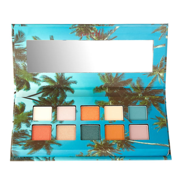 Barry M Cosmetics Eyeshadow Palette - Island Hopper