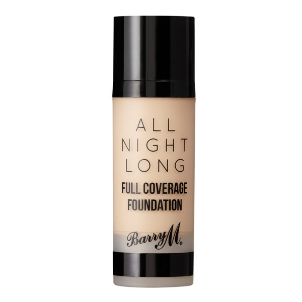 Barry M Cosmetics All Night Long Liquid Foundation - Cashew (no. 2)