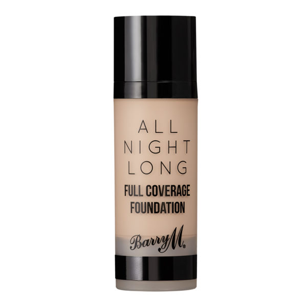 Barry M Cosmetics All Night Long Liquid Foundation - Oatmeal (no. 3)