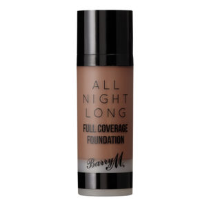 Barry M Cosmetics All Night Long Liquid Foundation - Pecan (no. 13)