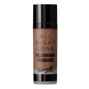 Barry M Cosmetics All Night Long Liquid Foundation - Pecan (no. 13)