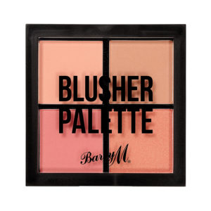Barry M Cosmetics Blusher Quad Palette