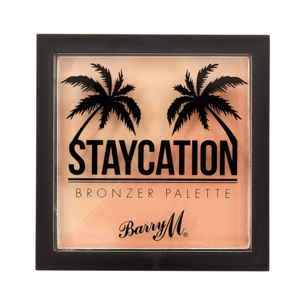 Barry M Cosmetics Staycation Bronzer Palette
