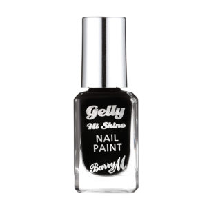 Barry M Cosmetics Gelly Hi Shine Nail Paint - Black Forest (no. 47)
