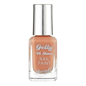 Barry M Cosmetics Gelly Hi Shine Nail Paint - Peanut Butter (no. 48)