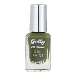 Barry M Cosmetics Gelly Hi Shine Nail Paint - Matcha (no. 50)