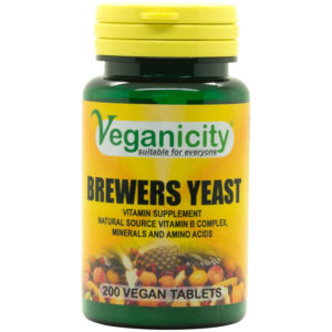Veganicity Brewers Yeast