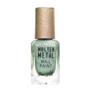 Barry M Cosmetics Molten Metal Nail Paint - Holographic Flare (no. 11)
