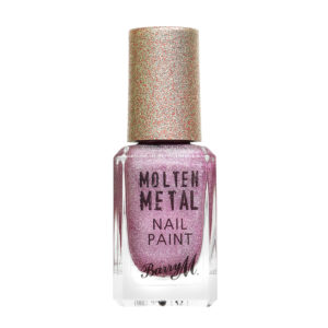 Barry M Cosmetics Molten Metal Nail Paint - Holographic Rocket (no. 12)