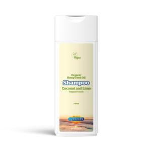 Yaoh Organic Hemp Seed Oil Shampoo - Coconut & Lime