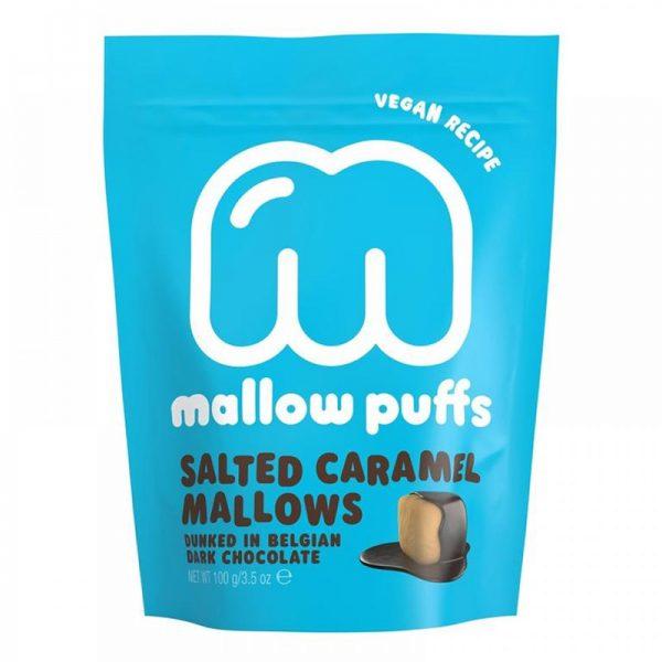 Mallow Puffs Raspberry Mallows
