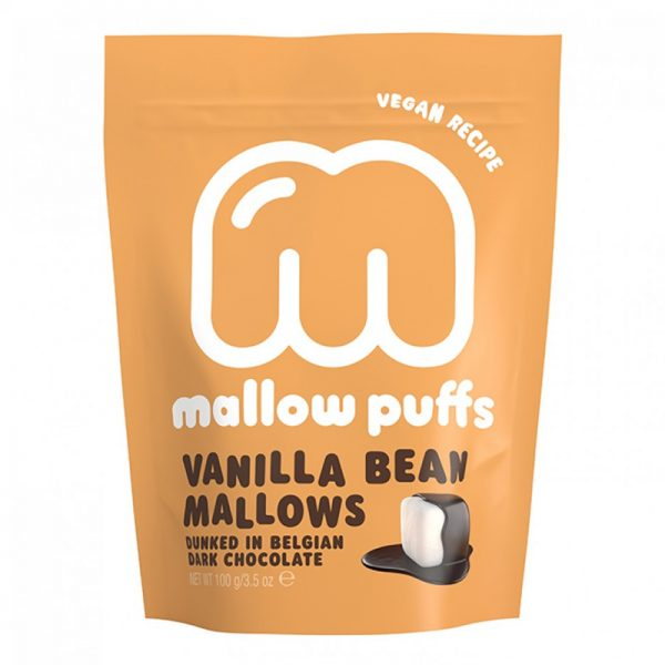 Mallow Puffs Raspberry Mallows