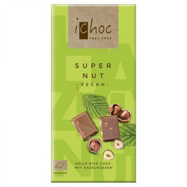 iChoc Classic Chocolate Bar