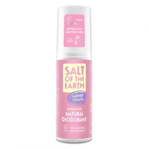Salt of the Earth Natural Deodorant Spray - Lavender & Vanilla
