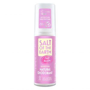 Salt of the Earth Natural Deodorant Spray - Peony Blossom