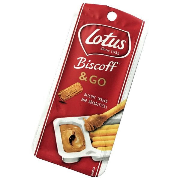 Lotus Biscoff & Go