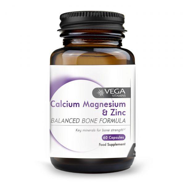 Vega Calcium, Magnesium & Zinc