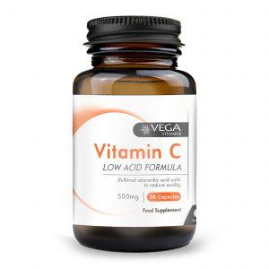 Vega Vitamin C - 500mg