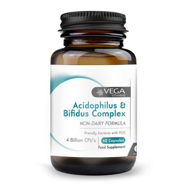 Vega Acidophilus & Bifidus Complex