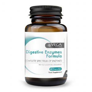 Vega Digestive Enzymes Formula