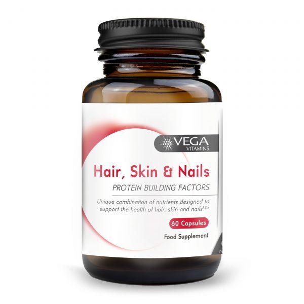 Vega Hair, Skin & Nails Formula