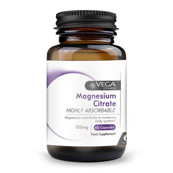 Vega Magnesium Citrate