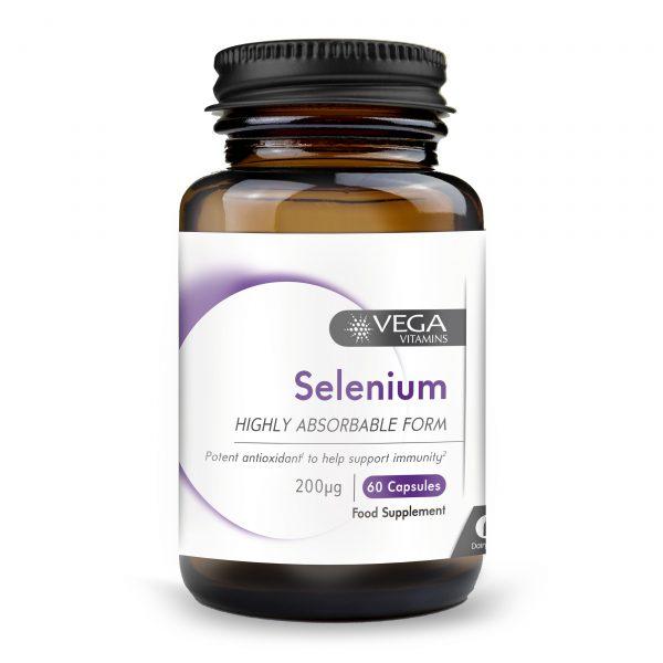 Vega Selenium